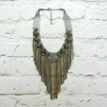 MULTI CHAIN NECKLACE
