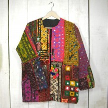 TRIBAL JACKET.