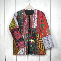 CHAQUETA TRIBAL